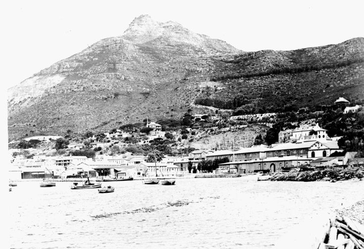 Simon's Town in circa 1900