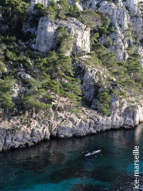 Parc des Calanques - a national park located in southern France by Enguerrand Cadet