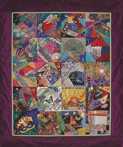 All That Jazz | This is the first of 3 All that Jazz Quilts,… | Flickr