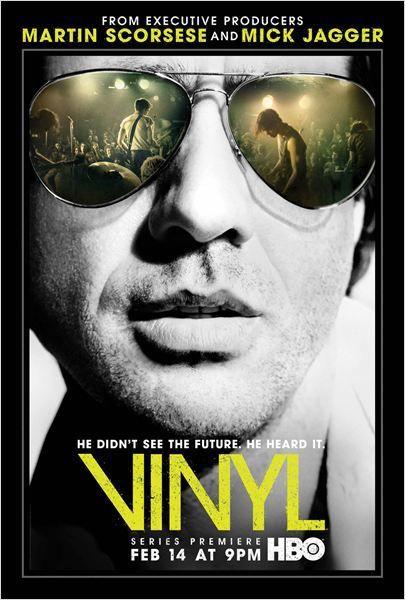 Vinyl, série TV de Scorsese et Jagger : un rock plein de stupre et de sueur