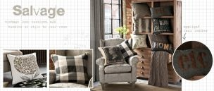 Buy Postage Stamp Cushion from the Next UK online shop