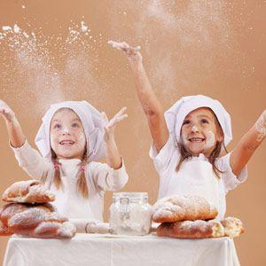 school holidays kids cooking