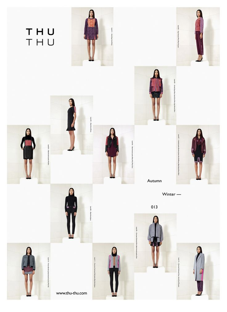 look book poster - Google Search