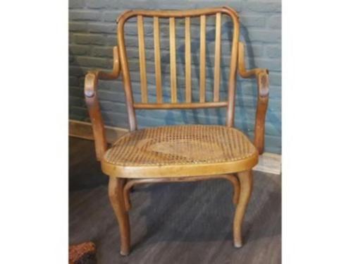 ≥ ZEER ZELDZAAM ! Thonet armchair No 752 - Josef Frank - Antiek | Meubels | Stoelen en Banken - Marktplaats.nl