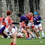 """Rugby féminin : bulletin de fin d'année"" - Bajadita - 18/12/2013"