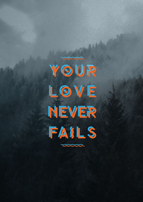 """Your Love Never Fails- Anthony Skinner + Chris McClarney (ThankYou Music) [ 2004 ] From the album""""Your Love Never Fails"""" by Jesus Culture 38 / 365 *Click here to visit """"The Worship Project!""""Want The Worship Project on your wall? Selected poster available to buy on Society6!"""