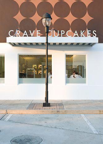 Crave Cupcakes | Houston, Texas #houston #cupcakes #restaurants