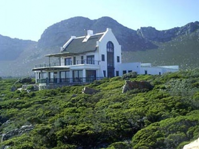 Beach house for sale in Rooi Els, Western Cape, South Africa.