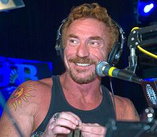Danny Bonaduce from The Partridge Family he is 56 now time fly's. use to watch at the C.Y.O it had color T.V when I was in my teens