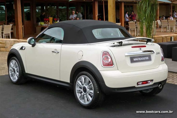 MINI Cooper Roadster-perfect para Casco Viejo!