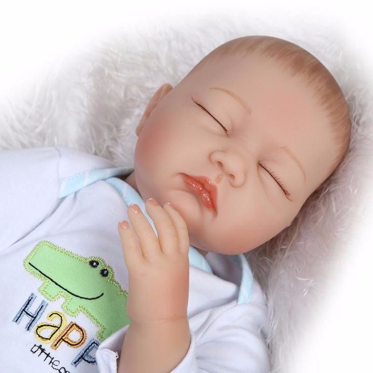 55cm Reborn Baby Doll Real Silicone Doll Kids Toys Girls Bebes De Silicona  reborn realista boneca-in Dolls from Toys & Hobbies on Aliexpress.com | Alibaba Group