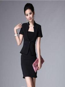 Vest nữ công sở 002. Chất liệu vải tốt, bền đẹp, đường may sắc sảo, nhiều mẫu mã đa dạng. LH: 0908149946 - Email: dongphucphuhoang@gmail.com