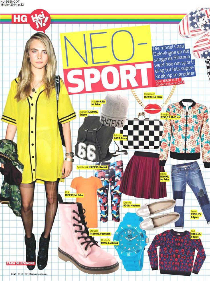 HUISGENOOT Magazine SA - May