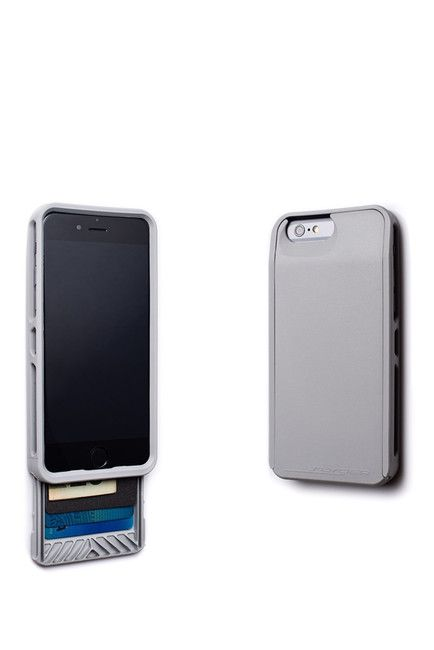 Slyder Space Grey iPhone 6/6S Wallet Case