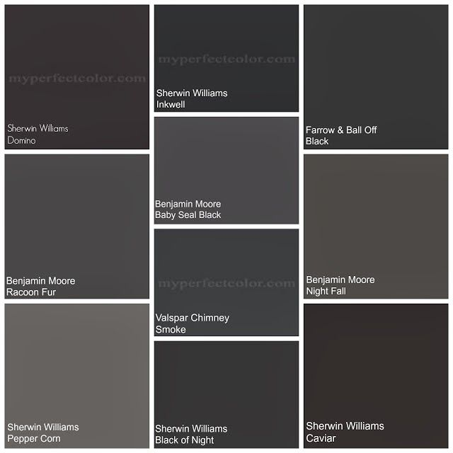 Blue Black Paint Colors Decorating Ideas In 2019 Pinterest House Exterior And