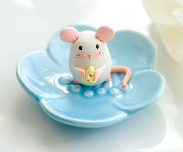 polymer clay mini...so cute