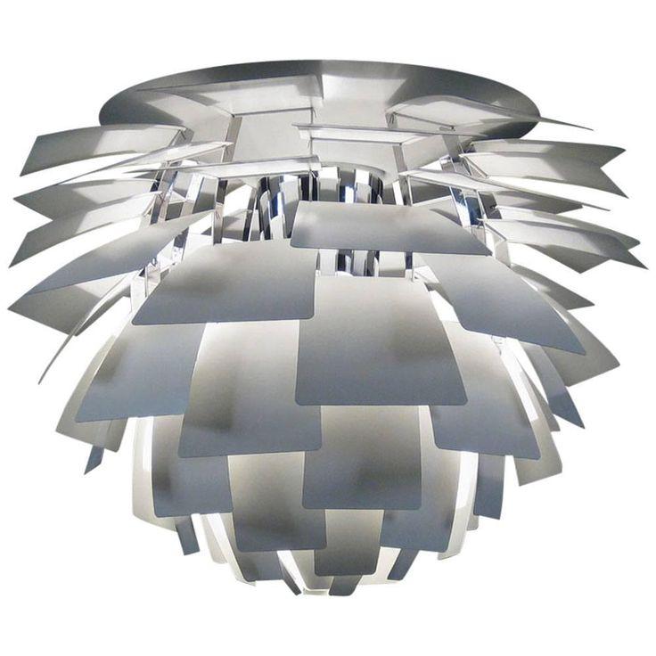 """Artichoke"" Pendant by Poul Henningsen for Louis Poulsen the Biggest One"