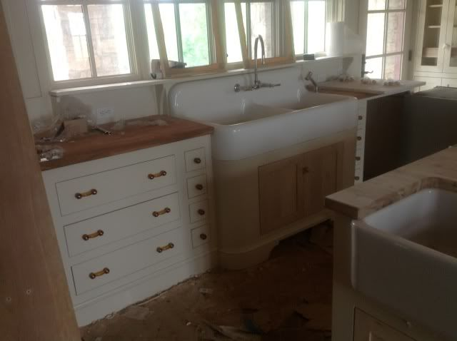 Farmhouse Drainboard Sink | Antique/ Vintage Farmers Sink - Kitchens Forum - GardenWeb