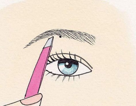 how to know what shape of eyebrow suits you