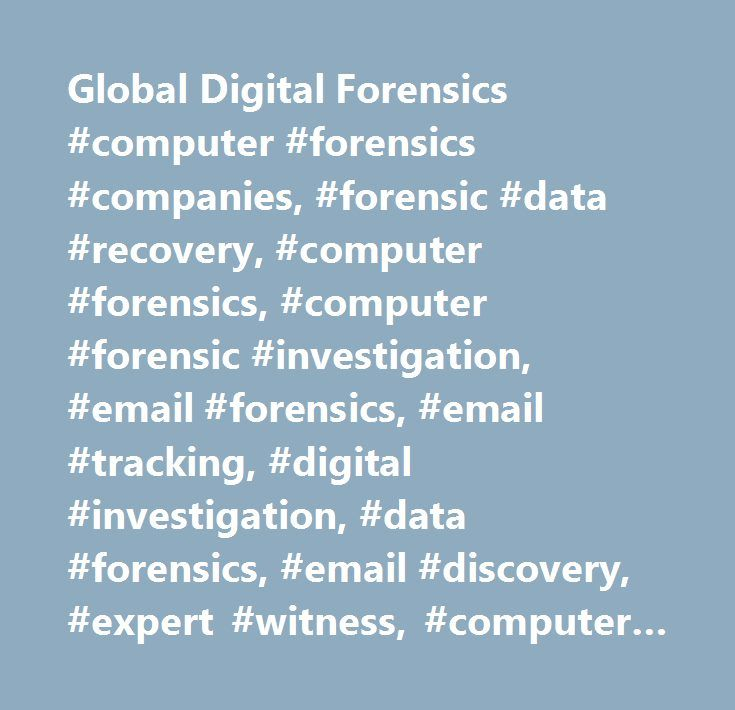 career of a computer forensics investigator Forensic investigator salary and career info know how to become a forensic investigator, and discover the average forensic investigator salary we let you to find.