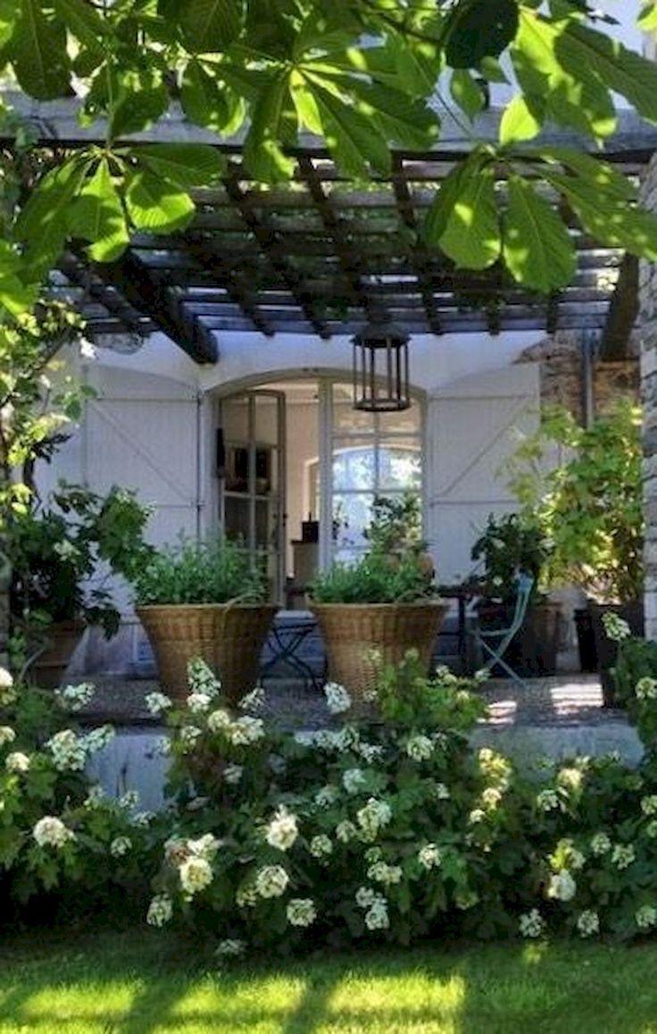 High Quality 120 Stunning Romantic Backyard Garden Ideas On A Budge (20