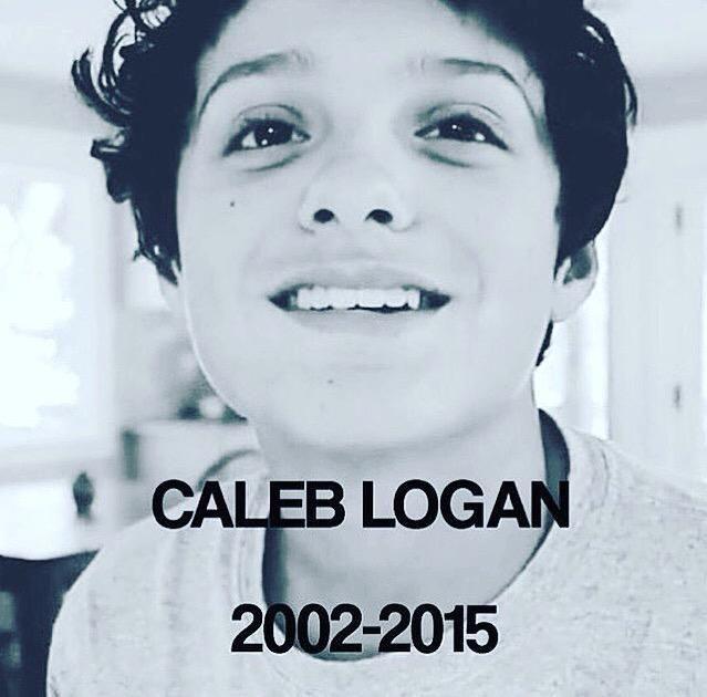 Rip Caleb, heaven gained an amazing angel #RIPCaleb