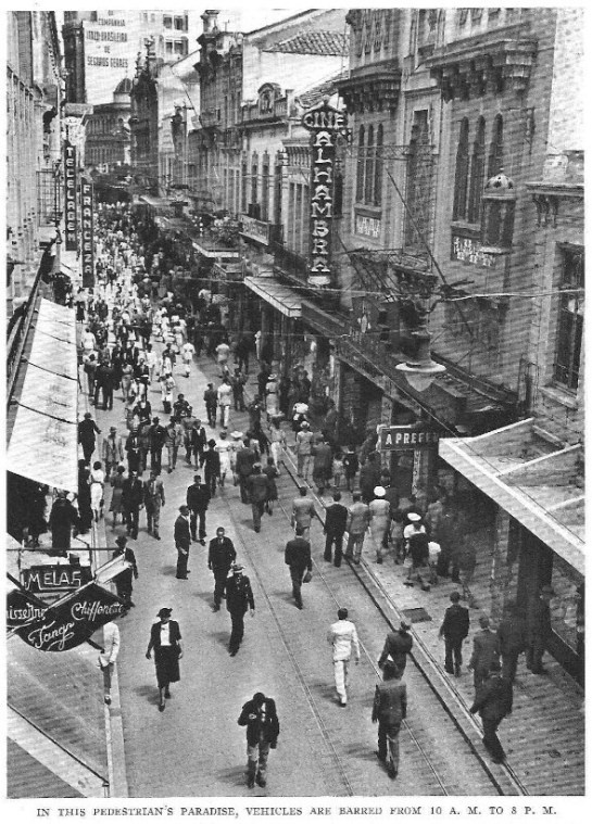 Anos 30 - Centro de São Paulo