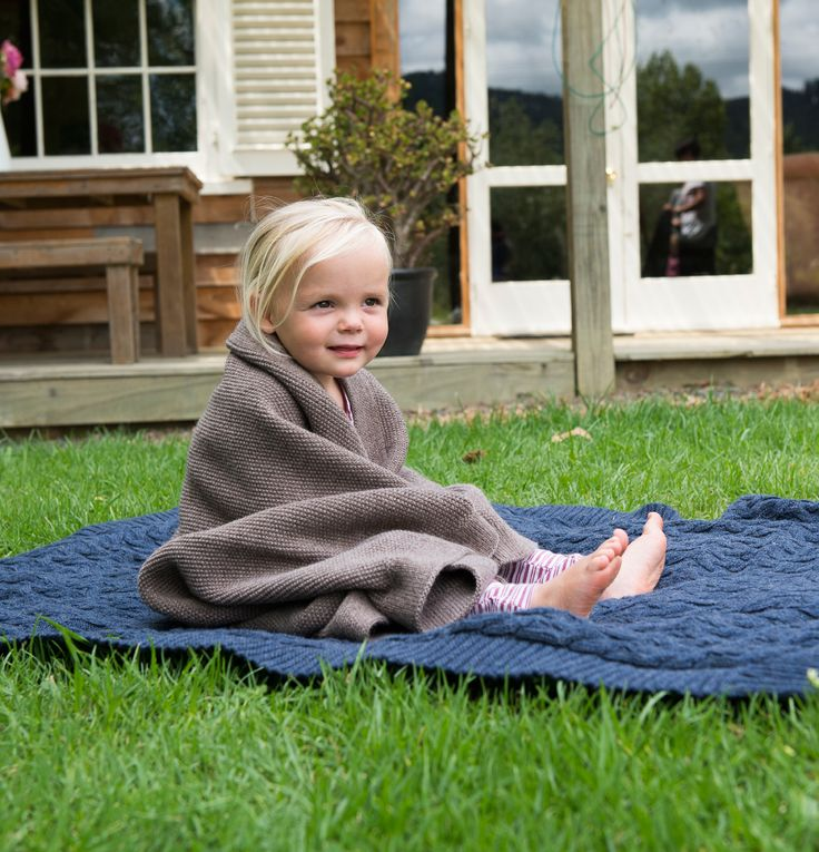 Babu - Mini Moss Blanket, NZ$125.00 (http://www.babu.co.nz/blankets-sleeping-bags/mini-moss-blanket/)