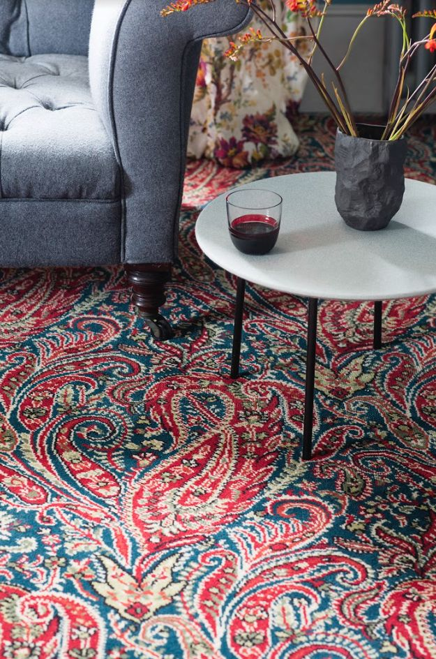 Alternative Flooring With Liberty Fabrics Quirky B Felix Raison