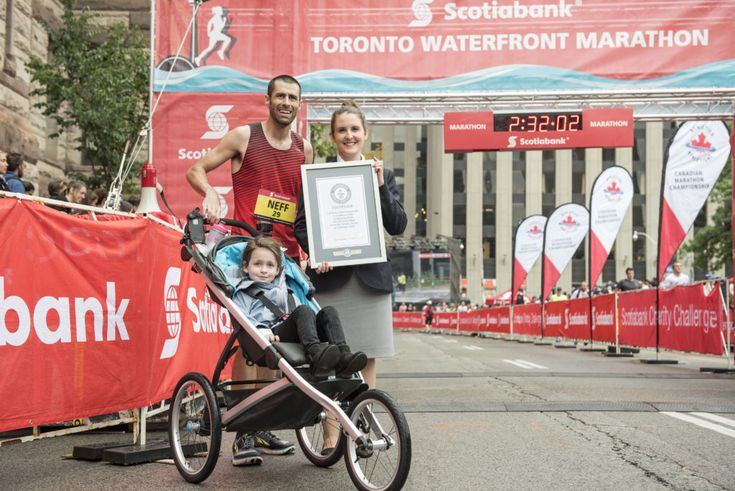 Six Guinness World Records achieved at Scotiabank Toronto Waterfront Marathon!