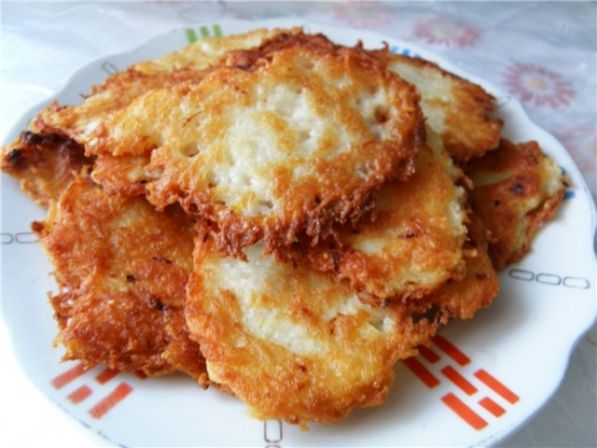 Ukrainian Cuisine Weekly - Week 2 - Deruny (Potato Pancakes) - Tour 2 Go