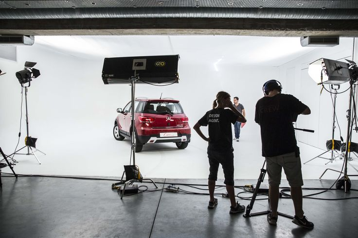 CARS.CO.ZA || Drive-in Studio || Roodebloem Studios || Cape Town