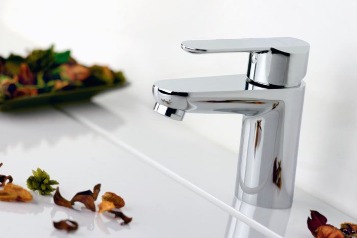 I MIX - Simple and linear, at an attractive price. Versatile element, appropriate for realizing the pleasure of daily life. - GUGLIELMI rubinetterie. Made in Italy taps.