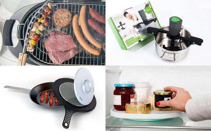 Оригинальные и полезные кухонные новинки, необходимые каждой хозяйке