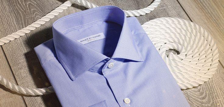 Bespoke shirts | Tailored shirts | Tailor made shirts | Made to measure shirts | ShirtbyHand