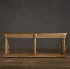 Console tables restoration hardware wish list pinterest - Restoration hardware entry table ...