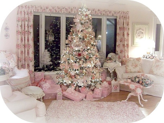 17 best images about christmas shabby chic inspirations - Navidad shabby chic ...