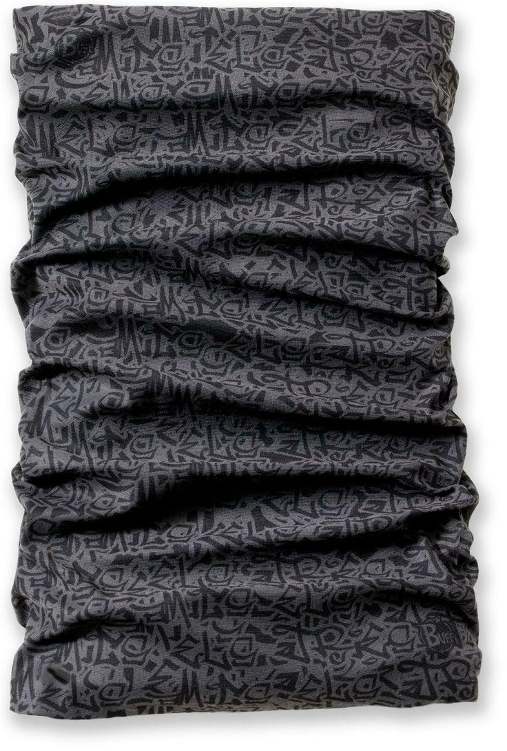 Buff Original Buff is a bandana, ponytail holder, sun-guard, scarf or hat, neck gaiter or dust screen.