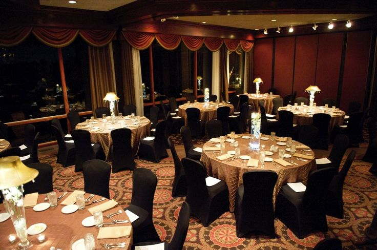 These Essential Black Spandex Banquet Chair Covers Can