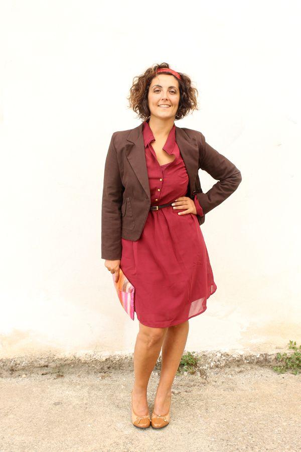 abito con cintura in vita, waist belt dress, elastic band dress, chiffon dress, vestito di chiffon, vestito taglie forti, abito plus size, b...