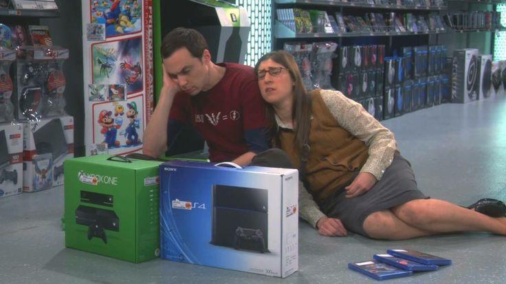 Dünyanın en zor seçimi :) #PS4 vs #Xboxone