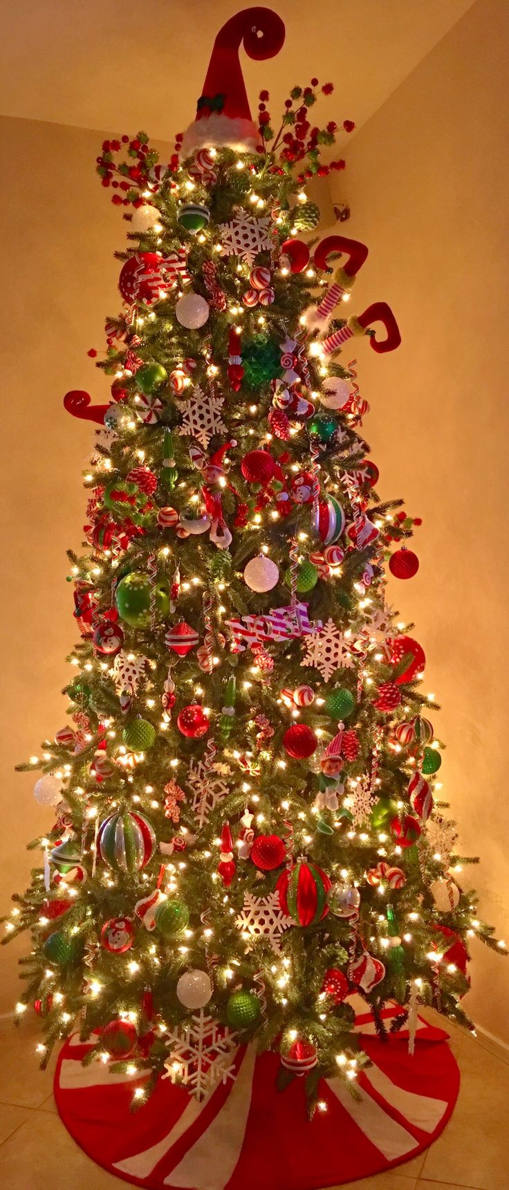Modern metal christmas tree - Christmas Tree 2016 Whimsical Tree Sweet Holiday Pier One Hobby Lobby