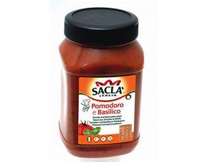 Domates ve fesleğenli makarna sosu 965 gr.