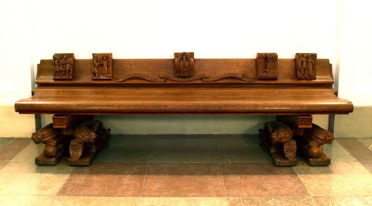 hildo krop | VERBEELDINGSBLOG: HILDO KROP – Monumentale bank