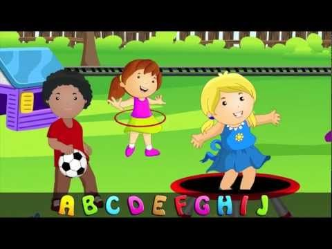 The ABC alphabet song in HD with Lyrics - Animated English Alphabet Song from  Nursery Rhymes - All Time Children's Favorite Songs, by eFlashApps     For entire collection of educational apps, music and videos visit:   http://www.eflashapps.com    Subscribe at   http://www.youtube.com/subscription_center?add_user=eflashapps