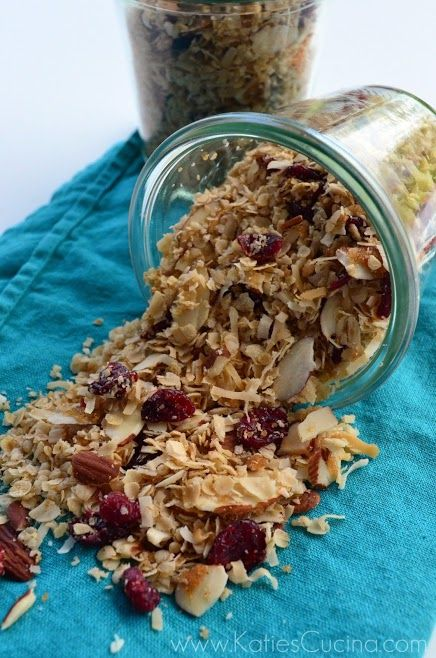 1000+ images about Granola on Pinterest | Recipies, Peanut butter and ...