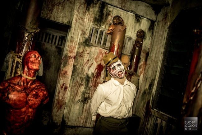 halloween horror nights 2017 orlando attractions