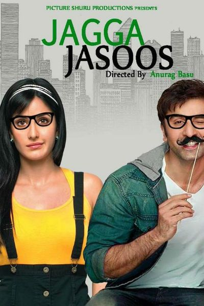 Director: Anurag Basu Writer: Anurag Basu Stars: Ranbir Kapoor, Katrina Kaif, Mukesh Hariawala Genres: Comedy, Mystery, Romance   Jagga Jasoos (2016) Watch Hindi Movie Online Free : Streamin Watch Full Jagga Jasoos (2016) Watch Hindi Movie Online Free: WatchVideo Watch Full Jagga Jasoos (2016) Watch Hindi Movie Online Free: RapidVideo Watch Full Jagga Jasoos (2016) Watch Hindi…Read more →