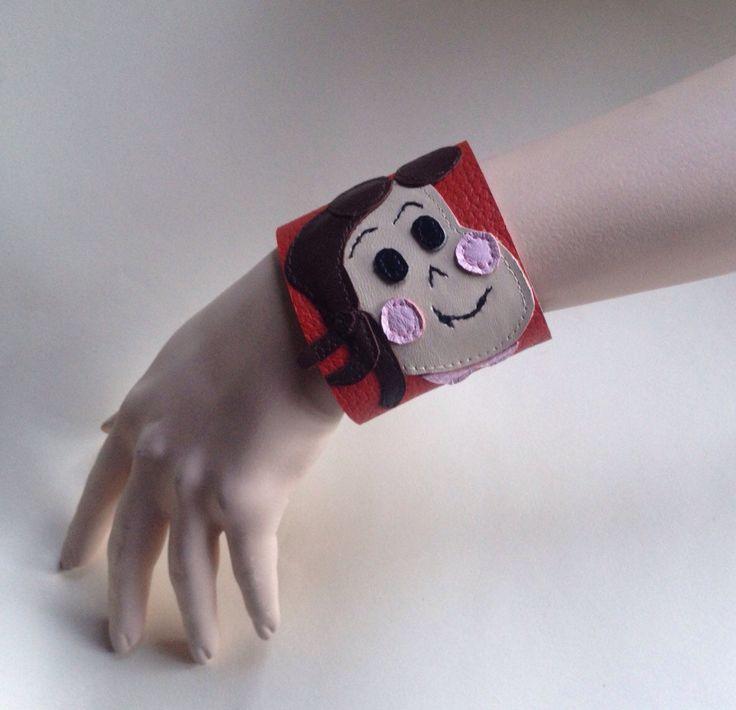A personal favorite from my Etsy shop https://www.etsy.com/listing/229514386/little-lulu-cuff-braceletpetite