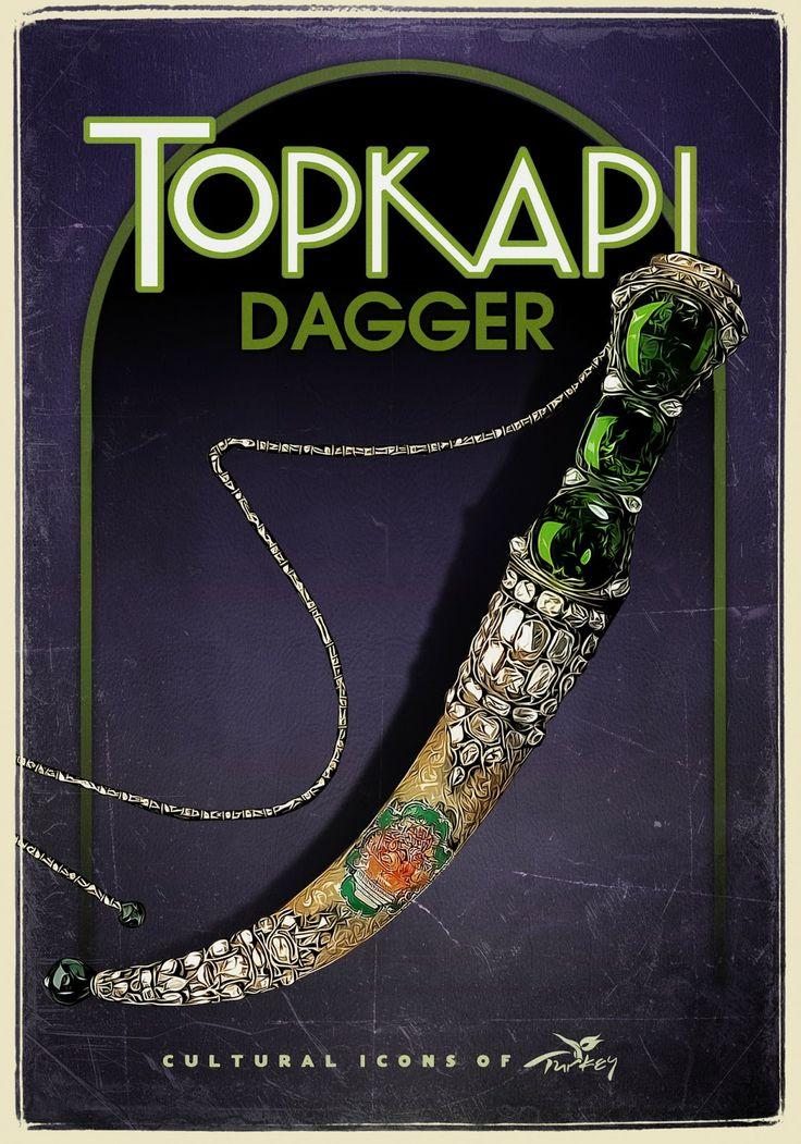 Topkapı Hançeri - Topkapi Dagger